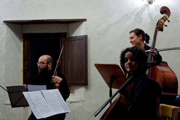 solisti dell'Officina Musicale
